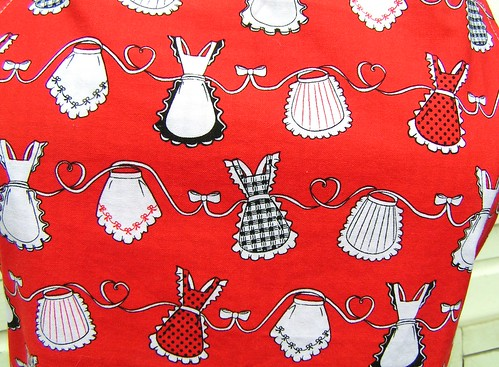 fabulous apron fabric