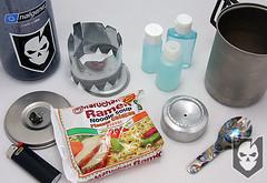 SnowPeak Ti Mini Solo Cook Set
