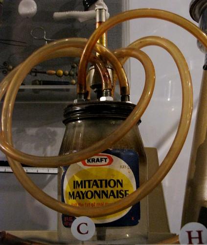 Imitation Mayonnaise bong