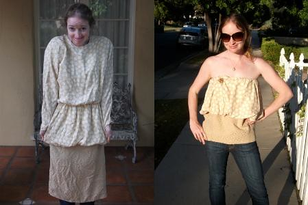 4691867220 8a21bbc69d New Dress ADay: A West Hollywood girls eco fashionable project to upcycle 365dresses for $365 in 365 days