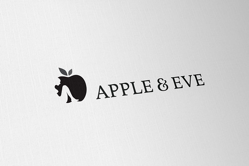 Apple & Eve Logo Presentation Image