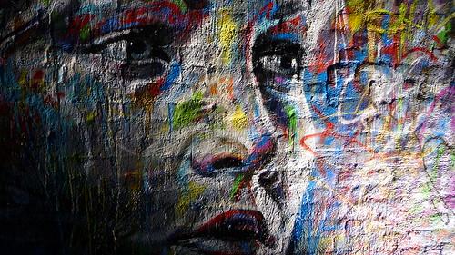 David Walker mural