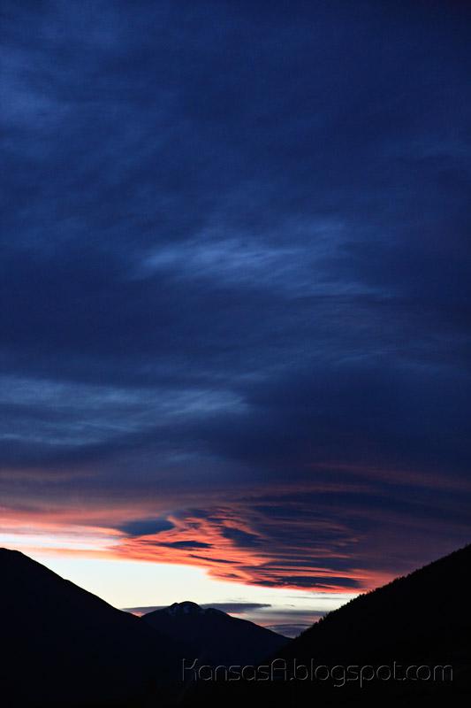 Rosebank Sunset (by KansasA)
