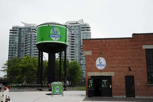 Steamwhistle Water Tower