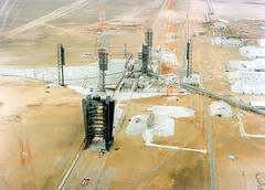 """Baikonur Site 250: Universal Launch Complex UKSS / УКСС • <a style=""""font-size:0.8em;"""" href=""""http://www.flickr.com/photos/84725931@N00/4699390574/"""" target=""""_blank"""">View on Flickr</a>"""