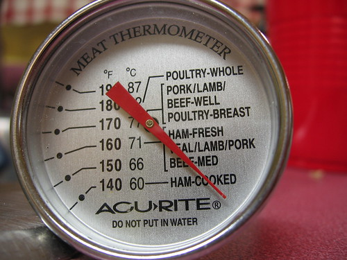 Thermometer Macro