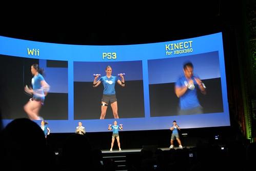 EA Sports E3 2010