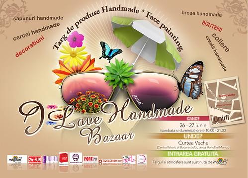 I Love Handmade Bazaar