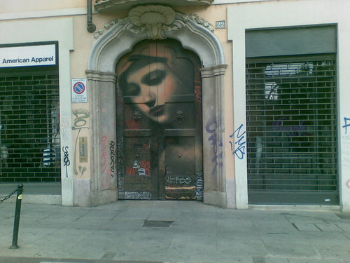 Mac & Retna in Milan