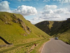 Castleton area - March 2010 (Monika Smuga) Tags: park greatbritain travel mountains unitedkingdom district united peak kingdom national lanscape peakdistrictnationalpark castleton kodakv1003