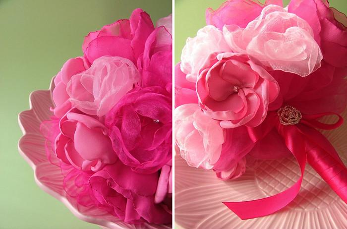 bouquet rosa diana 01