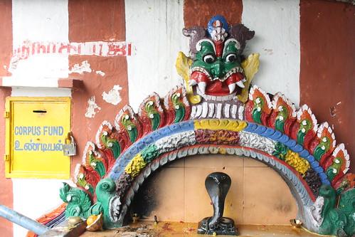 City Monument - Malai Mandir, RK Puram
