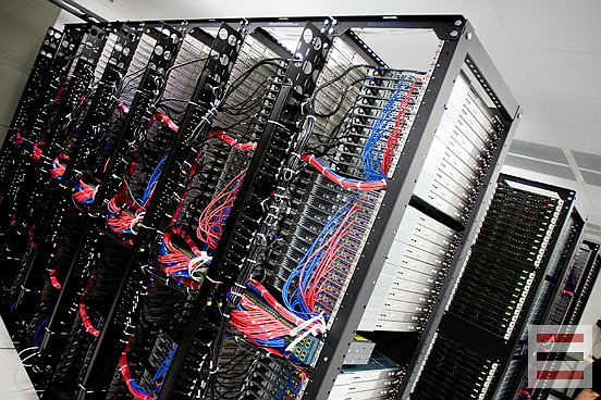 Softlayer servers photo