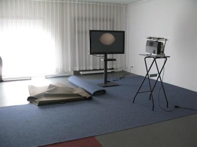 Simon Dybbroe Møller at Galerie Kamm