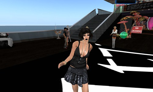 raftwet jewell at dj space grelling party
