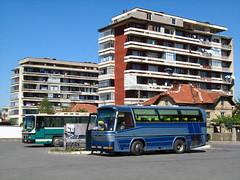 208  2007 . Bus Neoplan N208 Kjustendil Bulgarie (Balkanton) Tags: bulgaria