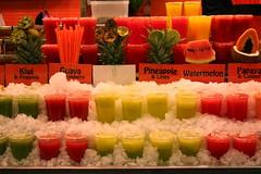 Fresh fruit (AlessandraS) Tags: frutta colori fresco barcellona mercat bouqueria
