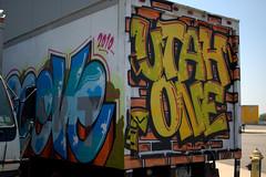 Utah One! (break.things) Tags: nyc newyorkcity ny newyork truck utah queens 2010 dceve smartcrew utahone