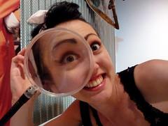 EYE SEE YOU (pickled.punk) Tags: eye magnifyingglass eyeball californiasciencecenter