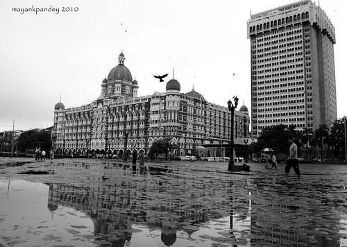 Taj, Mumbai - let peace prevail