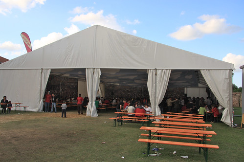 Beer Festival Tent