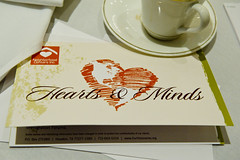 A Celebration of Hearts and Minds