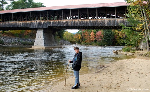 Jamie & The Saco River Bridge