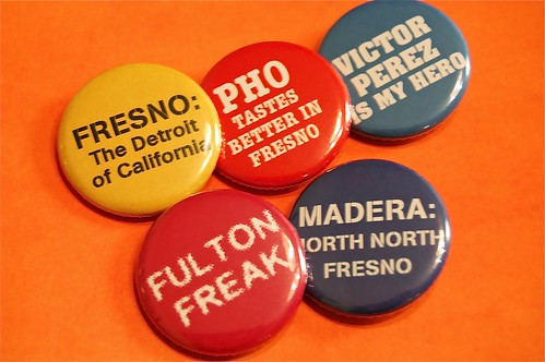 Fresno button designs
