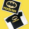 batman_vini (Patch For Kids) Tags: artesanato batman patchcolagem appliquée camisetascustomizadas