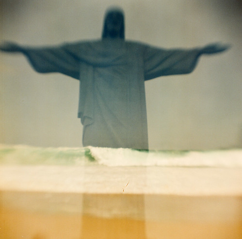 Cristo Redentor on Copacabana