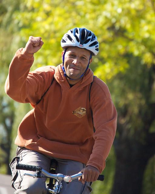 Please Sponsor Me in the 2010 Bike4Life Charity Bike Ride by Almond Butterscotch