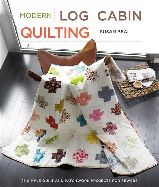 Modern Log Cabin Quilting