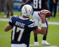 Philip Rivers throwing