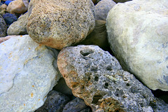 Rock group (mind the goat) Tags: beach rock stone pebble weathering errosion