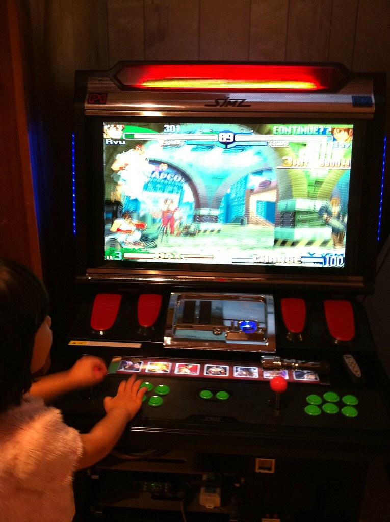 fighter 2 arcade machine craigslist