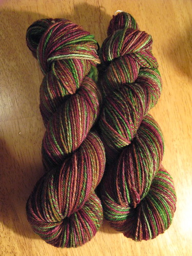 Vineyard - Chain plied