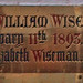Sir William Wiseman 1893