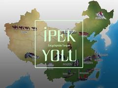 Türkiye, 'Kuşak-Yol Perojesi'nin' merkezinde (encyclopedieturquie) Tags: çin turkey china ipekyolu silkroad world earth ansiklopeditürkiye encyclopedieturquie