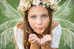 Fairy photo shoot (dangal2007) Tags: fairy fairywings childportraitphotography girlphotography