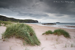 Sandwood Bay (.Brian Kerr Photography.) Tags: sandwoodbay sutherland scotland visitscotland visitbritain landscapephotography sony a7rii kinlochbervie dunes grasses am bh highlands photography photo scottishlandscapes scottish scotspirit formatthitech ambassador briankerrphotography briankerrphoto ambuachaille