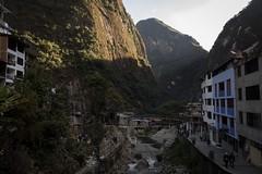 Machu Picchu Village, Peru.