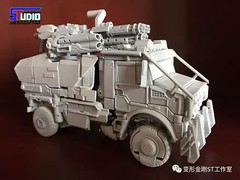 hound vehicle 001 (7) (capcomkai) Tags: ststudio custom hound autobot tlk transformerthelastknight alienattacktoys 探長 變五 變形金剛 最後的騎士王 最終騎士 汽車人