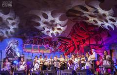 Kepa Junkera & Sorginak (Andoni Fernández photography) Tags: rekalde errekalde concert concierto music musica kepajukera bilbao luces lights color instrumental melodic