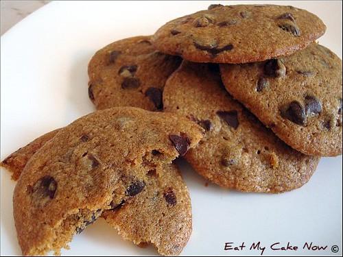 Biscuits café et chocolat parfumés à la cannelle r1