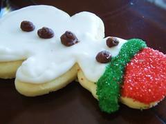 christmas sugar cookies - 40