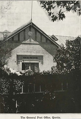 1935 quetta earthquake post office (myprivatecollection7) Tags: office earthquake post 1935 quetta