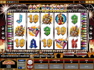 Get Rocked slot game online review