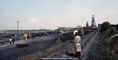 1976 - NCB Tilmanstone Colliery (Robert Gadsdon) Tags: geotagged kent 1976 ncb 060dm sunnysouthexpress tilmanstonecolliery geo:lat=51207045 geo:lon=1272247