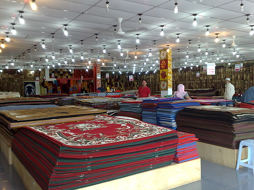 Destinasi: Nilai 3 – Kedai karpet.
