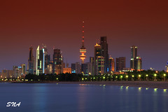 2010:    (Sadeq Nader Abul) Tags: new city canon happy eos mark year ii 5d kuwait nader 2010 sadeq      abul